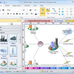 Office Lan Network Diagram Toyota Ae111 Wiring Location