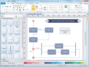 Best UML Diagram Visio Alternative  with Richer Templates