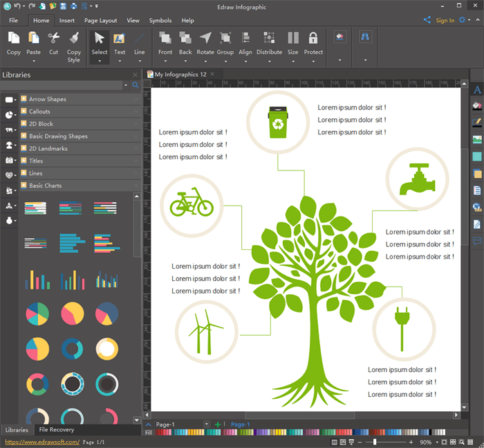 infographics creator