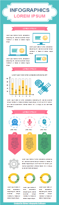 50 Editable Infographic Templates