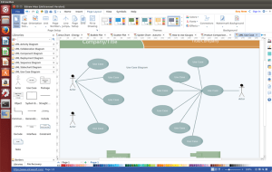 Awesome Use Case Diagram Software for Linux