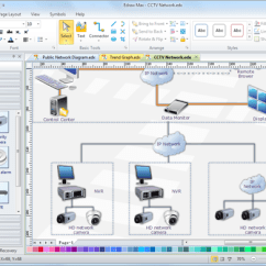 Alarm System Wiring Diagram For Trailer Plug Cctv Network Software Create Great Looking