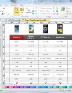 Simple comparison chart maker make great looking also ganda fullring rh