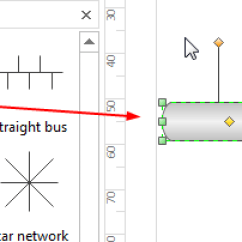 Network Diagram Excel 480v To 24v Transformer Wiring Create For Add Symbols