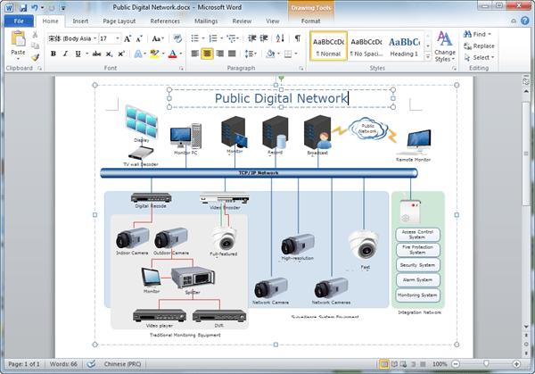 telecom network diagram microsoft 2003 honda civic hybrid fuse box create diagrams for word