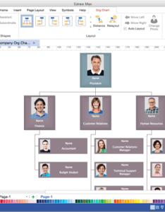 Organizational chart visio alternative also to microsoft for mac rh edrawsoft