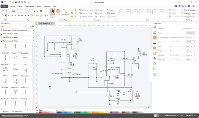 tutorial  how to read circuit diagrams
