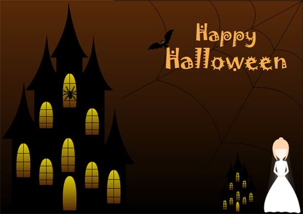 Halloween Card Examples And Templates