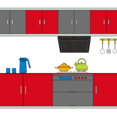 Kitchen Design Template Wall Hanging Ideas Free Printable Layout Templates Download Examples
