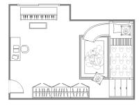 Children Bedroom Plan | Free Children Bedroom Plan Templates