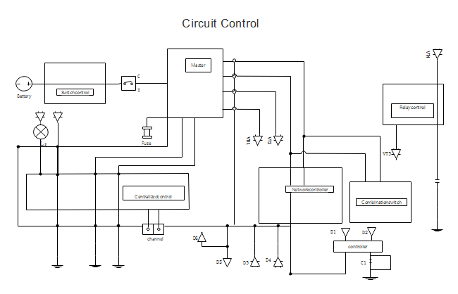 wiring diagram 3 way switch there will come soft rains plot circuit control | free templates
