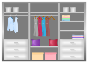 Closet Design Diagram | Free Closet Design Diagram Templates