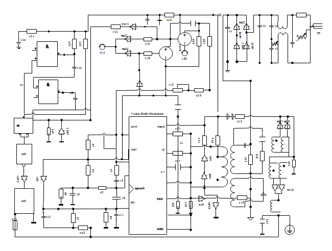 how to draw a circuit diagram electronic distributor wiring blog drawing