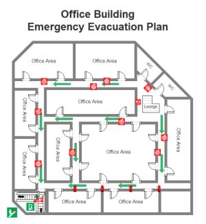 Office Emergency Evacuation Plan