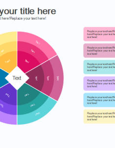 Gradient wheel chart also free template rh edrawsoft