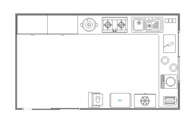 kitchen design template led lights plan free templates