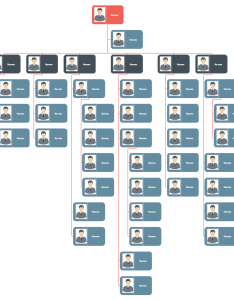 It organizational chart for large enterprises also charts lots of organization examples rh edrawsoft