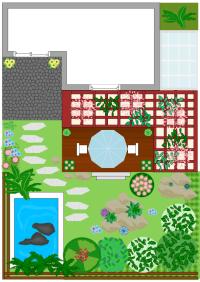 Rooftop Garden Floor Plan   www.pixshark.com - Images ...