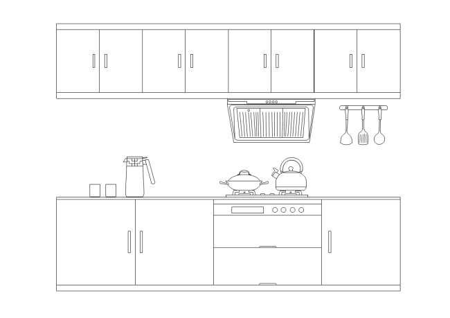 kitchen design template large pantry simple elevation free