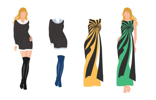 women clothes design free