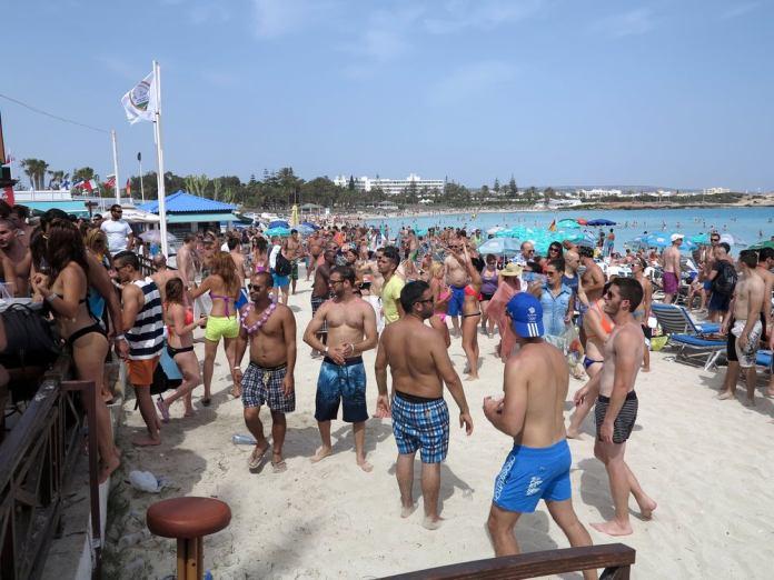 Festa Ayia Napa - Chipre