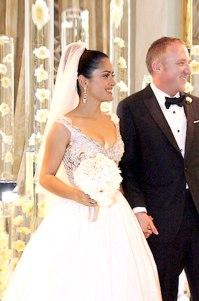 eDressit New Salma Hayek & Francois-Henri Pinault Wedding ...