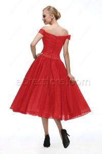 Tea Length Homecoming Dresses - Plus Size Prom Dresses
