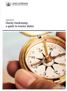 Charity Fundraising a Guide for Trustees image and link
