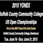 Yonex US Open Championship -2015 Sfolk County Community College
