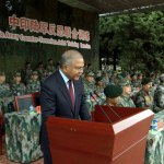 """India-China joint anti-terrorism exercise, """"Hand in Hand 2015"""""""