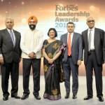Forbs India Ieadership Award-2015
