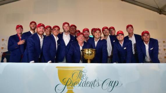 Presidents Cup 2015