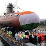 INS Kalvari sea trials begin