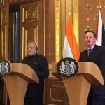 Visit of Prime Minister to UK
