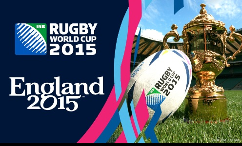 Rugby World Cup - 2015