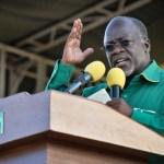 tanzaniya general election