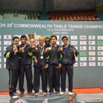 Avadh 20th Commonwealth table tennis championships
