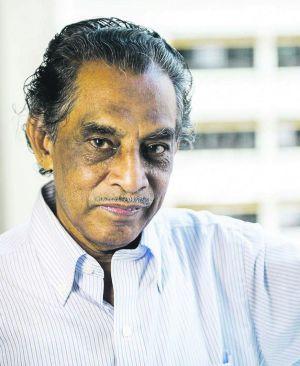 J.M. Sali wins the S.E.A. Write Award (Singapore) 2015