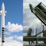 Indian Navy successfully test fires Long Range Barak 8 missile