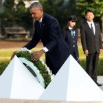 Obama Becomes First U.S. President to Visit Hiroshima Bomb Site