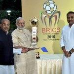 BRICS U-17 Football Tournament 2016