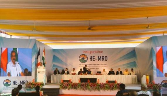 HAL-Safran Helicopter Engines Joint Venture Inaugurated