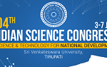 104th Indian Science Congress-2017