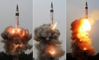 Agni-IV missile successfully test fired