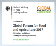 Global forum for Food & Agriculture 2017