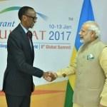 Visit of President of Rwanda to India