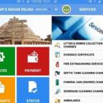 App to provide various municipal services online