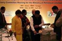 """Meeting of the Consultative Committee for Ministry of Petroleum & Natural Gas on """"Digital Modes of Payment - Promotion of cashless transactions"""" held"""