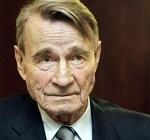 Former Finnish President Mauno Koivisto dies