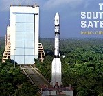 India today successfully launched the South Asia Communication Satellite